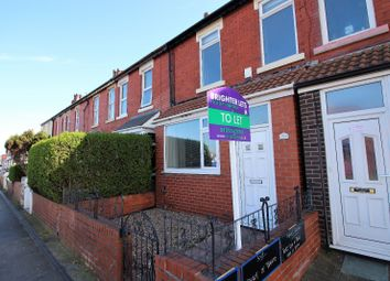 Thumbnail 3 bedroom terraced house to rent in Talbot Rd, Blackpool