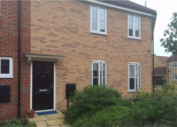 Thumbnail 2 bed flat to rent in Pascal Close, Corby, Northamptonshire