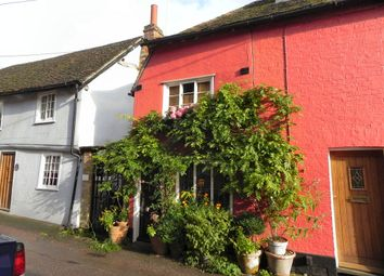 Thumbnail 2 bed end terrace house for sale in Freshwell Street, Saffron Walden