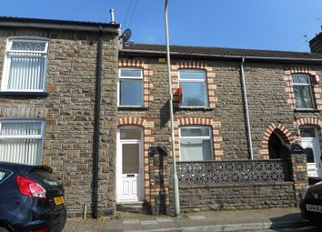 Thumbnail 3 bed terraced house for sale in Belmont Terrace, Porth