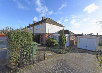 Thumbnail 2 bedroom end terrace house for sale in Sandringham Way, Calcot, Reading