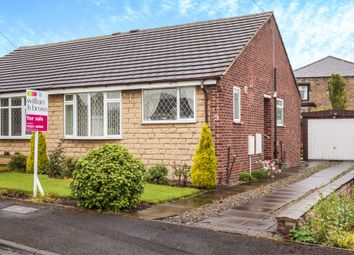 Thumbnail 2 bed semi-detached bungalow for sale in Aston Close, Roberttown, Liversedge
