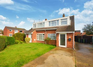 Thumbnail 3 bed semi-detached house for sale in Goslings, Silver End, Witham