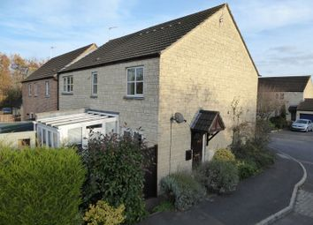 Thumbnail 1 bed end terrace house for sale in The Bramblings, Bicester