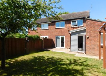 Thumbnail 6 bed semi-detached house to rent in Chase Court, Colchester