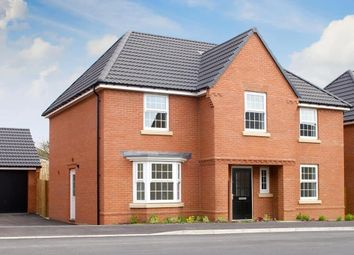 "4 bed detached house for sale in ""Winstone"" at Fen Street, Brooklands, Milton Keynes MK10"