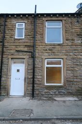 Thumbnail 1 bed terraced house to rent in Manns Buildings, Birstall, Batley