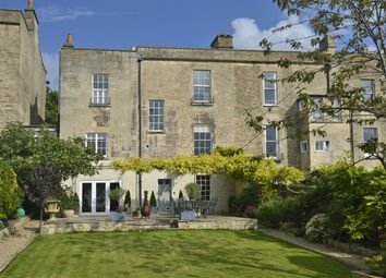 Thumbnail 5 bedroom villa for sale in Eversley House, 13 Springfield Place, Lansdown, Bath