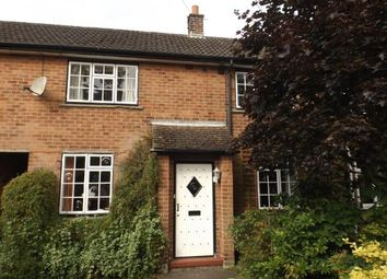 Thumbnail 2 bed terraced house for sale in Mill Lane, Somerford Booths, Congleton, Cheshire