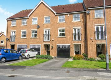 Thumbnail 3 bed town house for sale in Dawson Road, Market Weighton, York