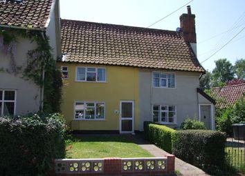 Thumbnail 2 bed terraced house for sale in Bridge Street, Kelsale, Saxmundham