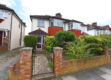 Thumbnail 3 bed semi-detached house for sale in Crane Way, Twickenham