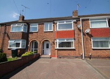 Thumbnail 3 bed terraced house for sale in Brookford Avenue, Holbrooks, Coventry