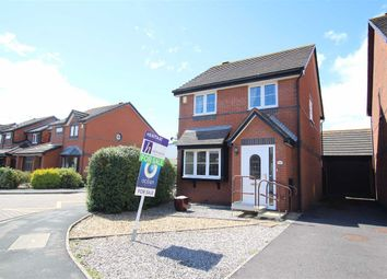 Thumbnail 3 bedroom detached house for sale in Halletts Way, Portishead, North Somerset