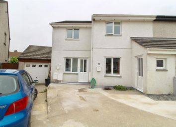 Thumbnail 2 bed end terrace house for sale in Tremenheere Avenue, Helston
