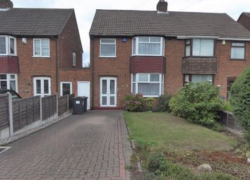 Thumbnail 3 Bed Semi Detached House For Sale In Redditch Road Kings Norton
