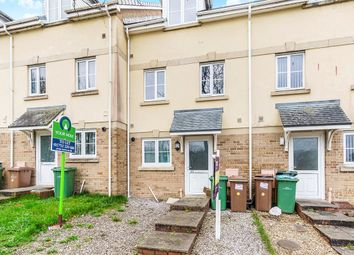 Thumbnail 4 bed terraced house to rent in Lakeside Drive, Plymouth