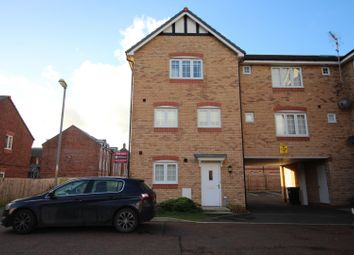 Thumbnail 4 bedroom town house for sale in Sycamore Drive, Preston, Lancashire