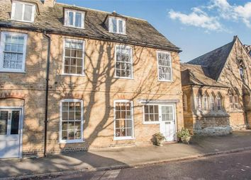 Thumbnail 4 bed end terrace house for sale in Church Street, Thorney, Peterborough