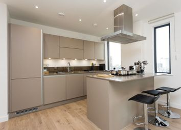 Thumbnail 3 bed flat for sale in Williamsburg Plaza, Canary Wharf