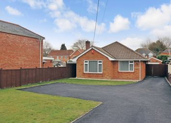 Thumbnail 3 bedroom detached bungalow to rent in Botley Road, Horton Heath, Eastleigh