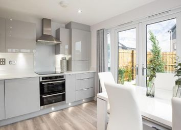 "Thumbnail 4 bedroom end terrace house for sale in ""Dundonald"" at Whimbrel Way, Braehead, Renfrew"