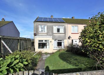 Thumbnail 3 bed end terrace house for sale in Leader Road, Newquay