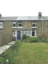 Thumbnail 2 bedroom terraced house to rent in Seventh Row, Ashington