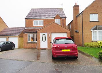 Thumbnail 3 bed detached house for sale in Durrell Drive, Cawston, Rugby
