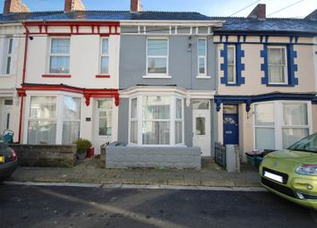 Thumbnail 2 bedroom terraced house for sale in Victoria Grove, Bideford