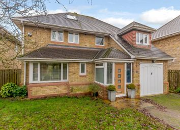 Thumbnail 6 bed detached house for sale in Chestnut Drive, Brackley, Northamptonshire