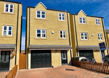 Thumbnail 4 bed detached house for sale in South Brook Gardens, Mirfield