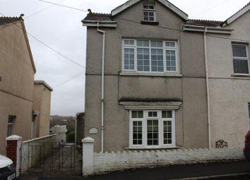Thumbnail 2 bed semi-detached house for sale in Blaenau Road, Llandybie, Ammanford