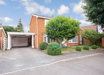 Thumbnail 4 bed detached house for sale in Harwood Gardens, Old Windsor, Windsor