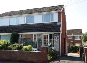 Thumbnail 3 bedroom semi-detached house for sale in Orangefield Drive, Orangefield, Belfast