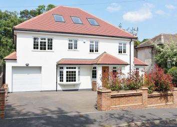 Thumbnail 6 bed detached house for sale in St. Davids Drive, Broxbourne
