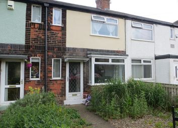 Thumbnail 2 bed terraced house to rent in National Avenue, Hull