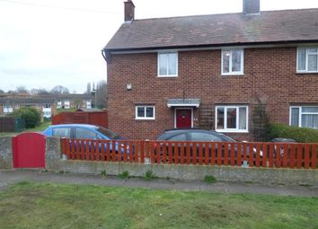 Thumbnail 3 bed semi-detached house for sale in Dallington Road, Dallington Village, Northampton, Northamptonshire