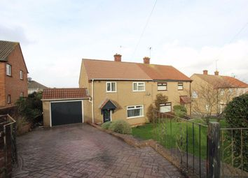 Thumbnail 3 bed semi-detached house for sale in Furzewood Road, Kingswood, Bristol