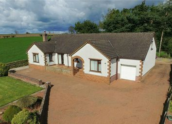 Thumbnail 4 bed detached bungalow for sale in Holmecroft, Langwathby, Penrith, Cumbria