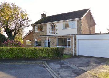 Thumbnail 4 bed detached house for sale in St. Johns Avenue, Kirby Hill, Boroughbridge, York