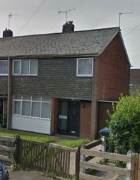 Thumbnail 3 bed terraced house for sale in Bulwer Road, Coventry