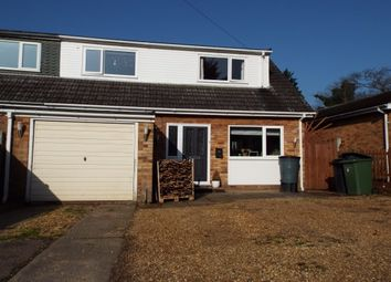 Thumbnail 4 bedroom property to rent in Fen Folgate, Shipdham, Thetford