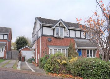 Thumbnail 3 bed semi-detached house for sale in Ashbury Chase, Wakefield