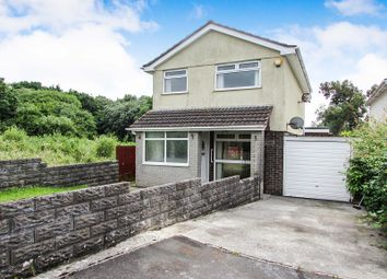 Thumbnail 3 bed detached house for sale in Hill View, Pencoed, Bridgend.