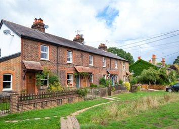 Thumbnail 2 bed terraced house to rent in Holmwood View Road, Mid Holmwood, Dorking, Surrey