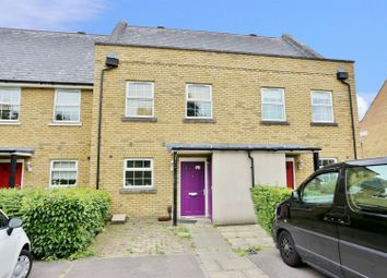 Thumbnail 3 bed terraced house to rent in Duncannon Place, Ingress Park, Greenhithe
