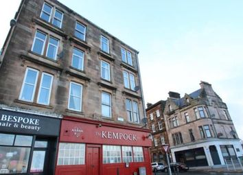 Thumbnail 2 bed flat for sale in Kempock Street, Gourock, Inverclyde