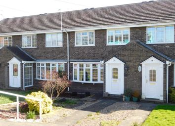 Thumbnail 3 bed terraced house for sale in Roman Bank, Skegness