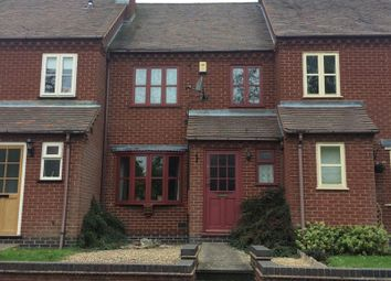 Thumbnail 3 bed town house for sale in High Street, Stoke Golding, Nuneaton